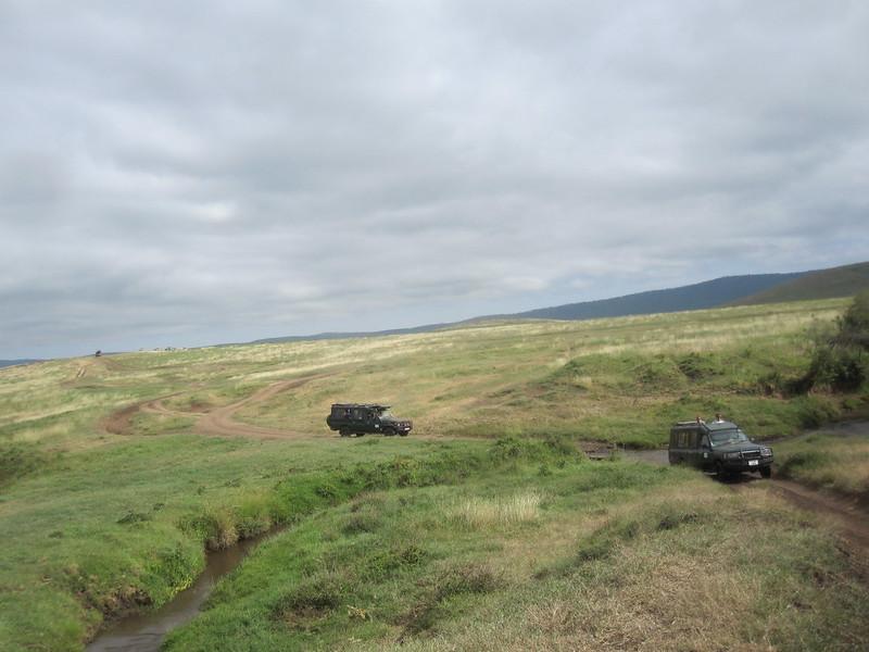 Serengeti Trucks Africa