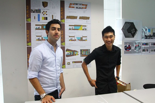 Food Kiosk Project Presentation Day!
