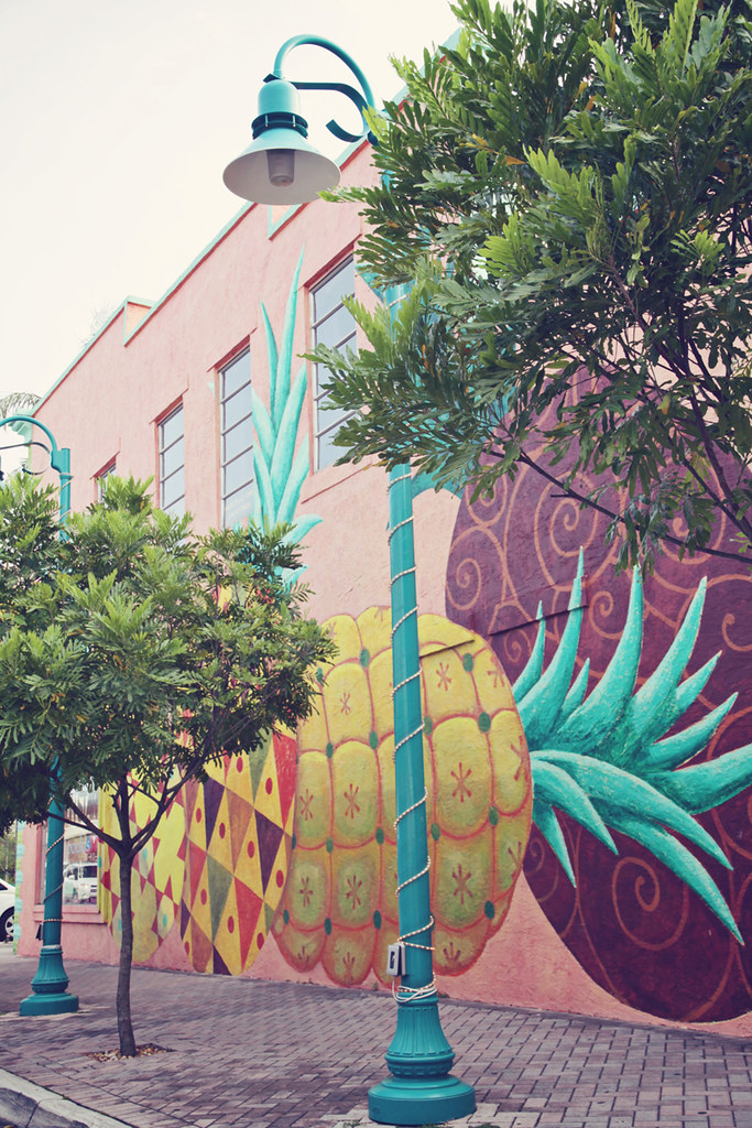 Pineapple Grove Arts District