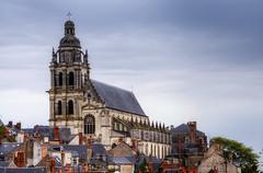 Cathédrale Saint-Louis, Blois