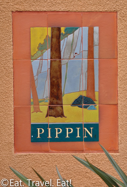 UC Irvine Pippin Commons- Irvine, CA: Signage