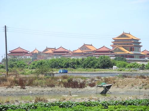 Temple Near Tainan
