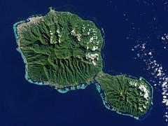¿Dónde está Tahití?