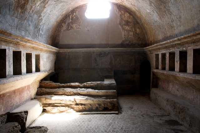 Italy - Pompei