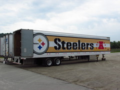 Steelers trailer