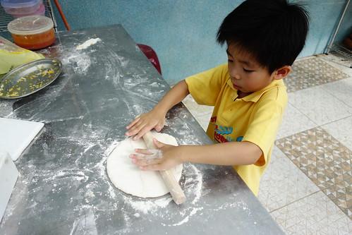 DIY窯烤PIZZA