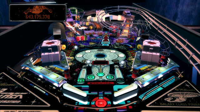 The Pinball Arcade: Star Trek TNG