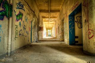 Abandoned Hospital XIII