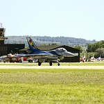 Belgian Air Force General Dynamics F-16 Fighting Falcon Solo Display