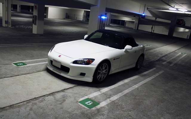 Honda S2000 AP1 | Hopkins Parking Structure | UCSD
