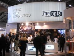 MeOpta stand