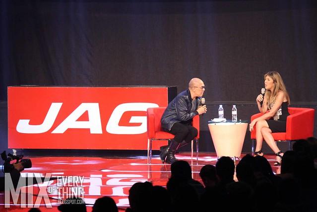 JAG featuring Nina Garcia
