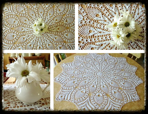 daisies doilies and DAHS by roomontheleft...