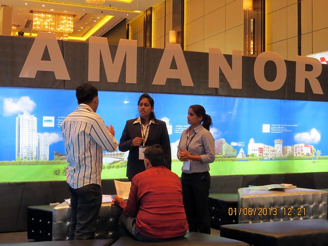 www.amanora.com - Visit Times Property Showcase 2013, 1st &2nd June 2013, JW Marriott, S B Road, Pune