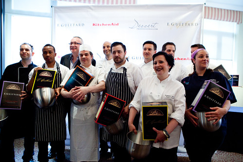 Top 10 Pastry Chefs (2013) Winners