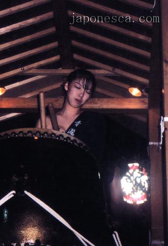 Fiesta japonesa en Ise
