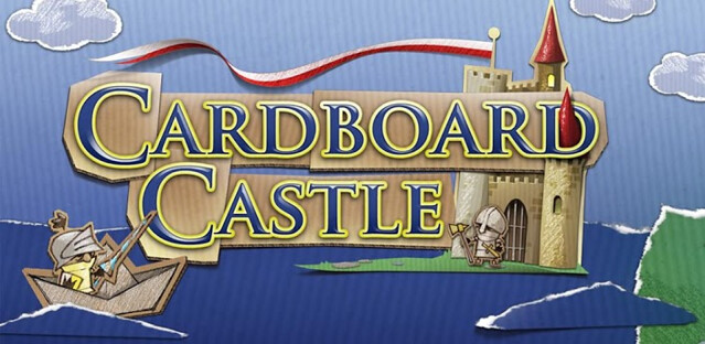 Cardboard Castle on PS Mobile