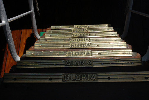 ladder detail