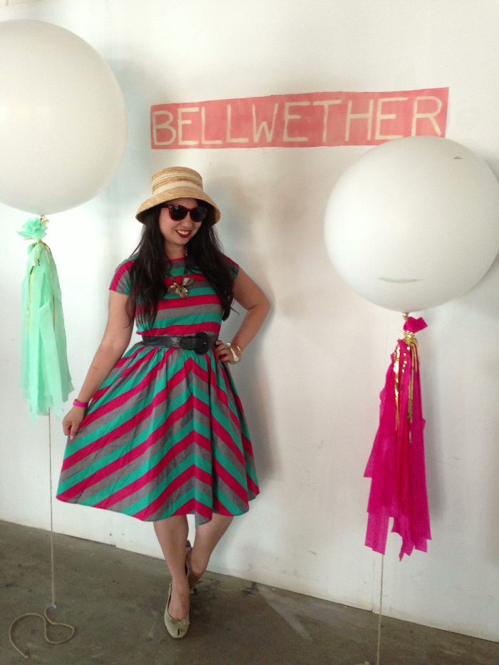 Thriftaholic at the Bellwether Market in Chicago