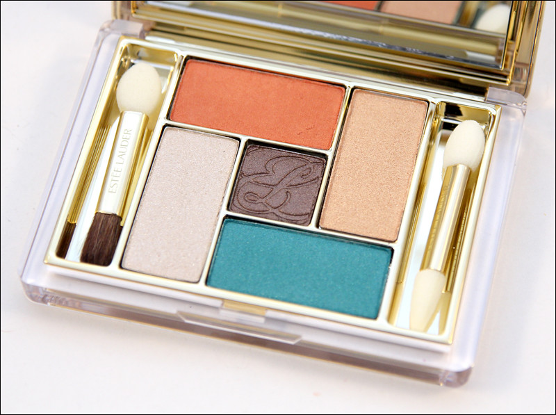 Estée Lauder Batik sun Pure Color Gelée Powder EyeShadow Palette2