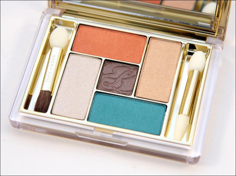 Estée Lauder Batik sun Pure Color Gelée Powder EyeShadow Palette2
