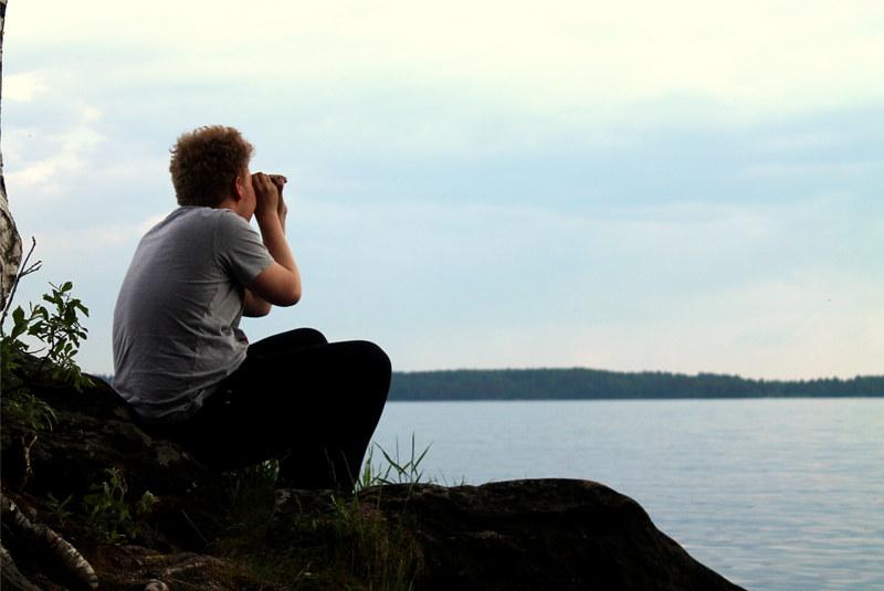 WATCHING THE HORIZON
