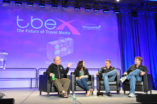 This Week in Travel live at TBEX 2013
