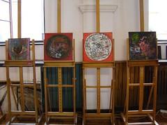 Se inaugura en Varsovia exposición de MariCarmen Hernández.