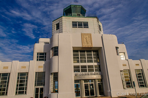 Old Terminal at Hobby Airport