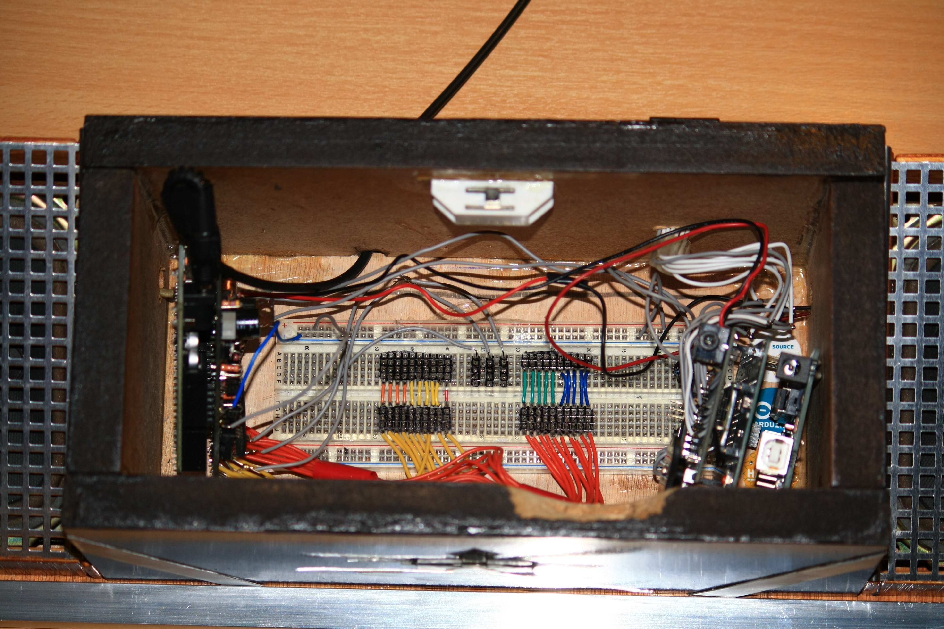 In 18 Nixie Tube Clock Circuits And Wiring Diagrams Hazardous Diagram Free Download Pictures Interior Inputs Schematic