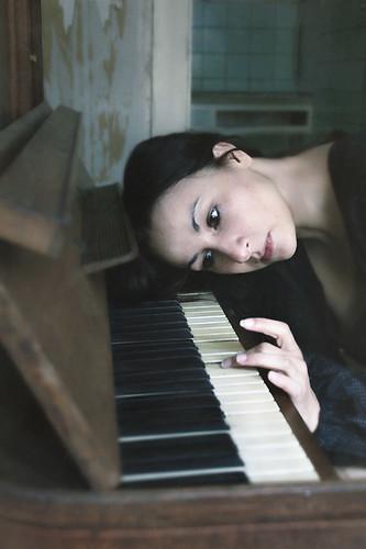 piano (in rememberance of my sweet friend John Linde)