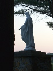 Mother Mary in Central Pennsylvania
