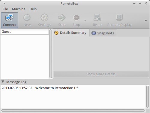 How to manage VirtualBox VMs on a remote headless server - Xmodulo