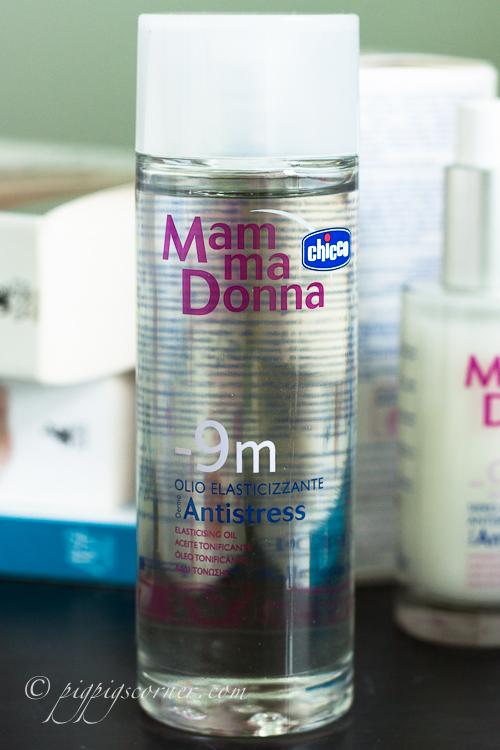 Chicco Mamma Donna Dermo Antistress Elasticising Oil