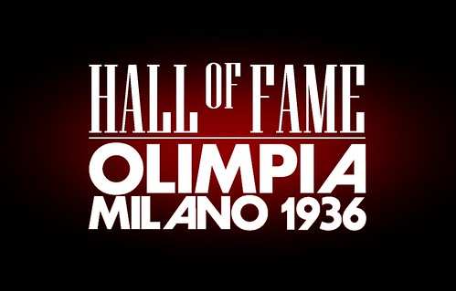 Olimpia's Hall of Fame: here we go!