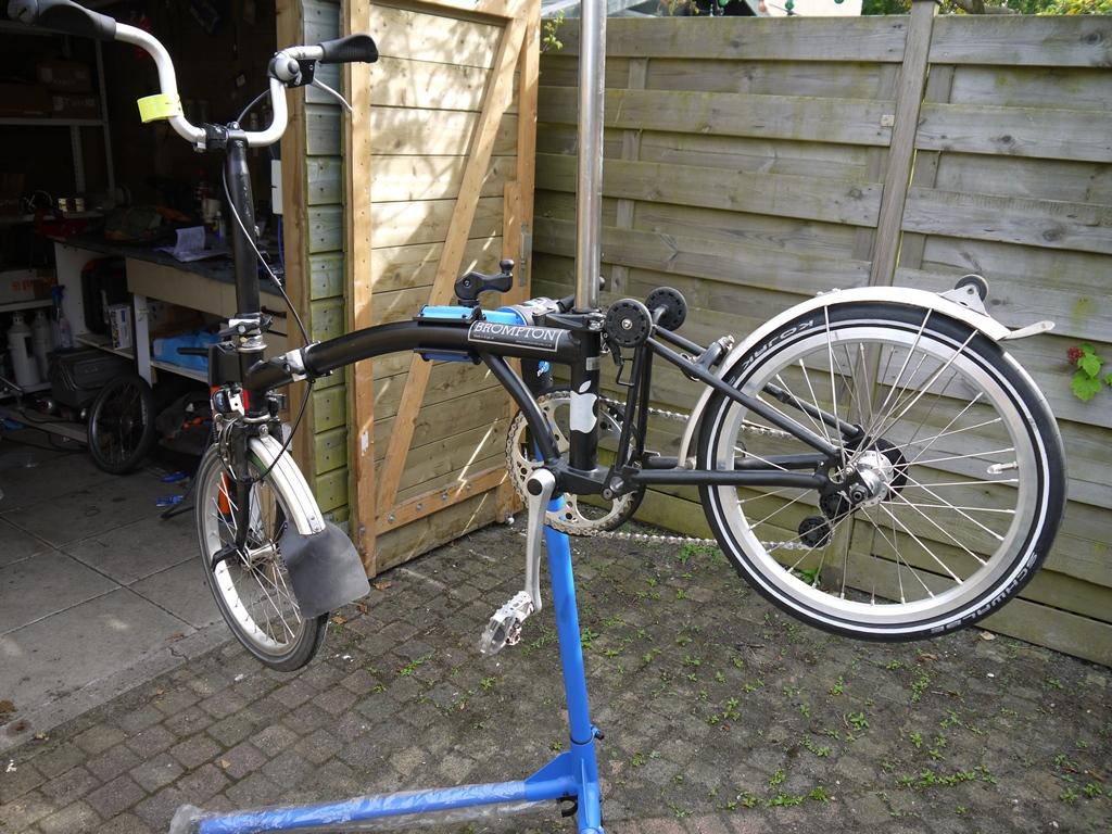 Bikes : Brompton