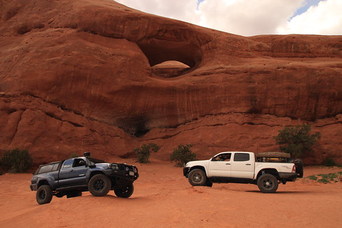 Behind the Rocks 3