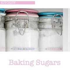 Baking Sugars