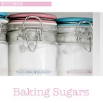 Baking Sugars
