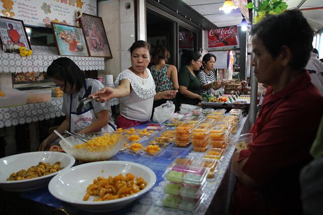 Snack vendors