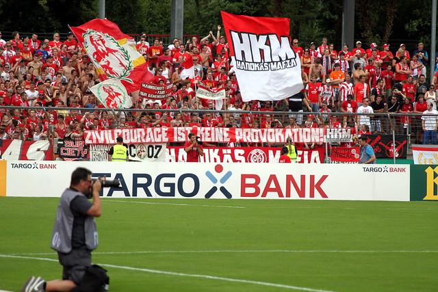 Fortuna Köln - Mainz 05 [DFB-Pokal] 1:2