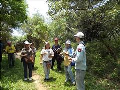 社區生態旅遊解說員培訓(社頂部落發展文化促進會 提供)