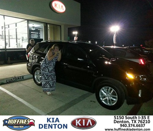 DeliveryMaxx Congratulates Brett Clark and Huffines Kia Denton on excellent social media engagement!! by DeliveryMaxx