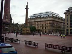 Public Square, Glasgow Scotland