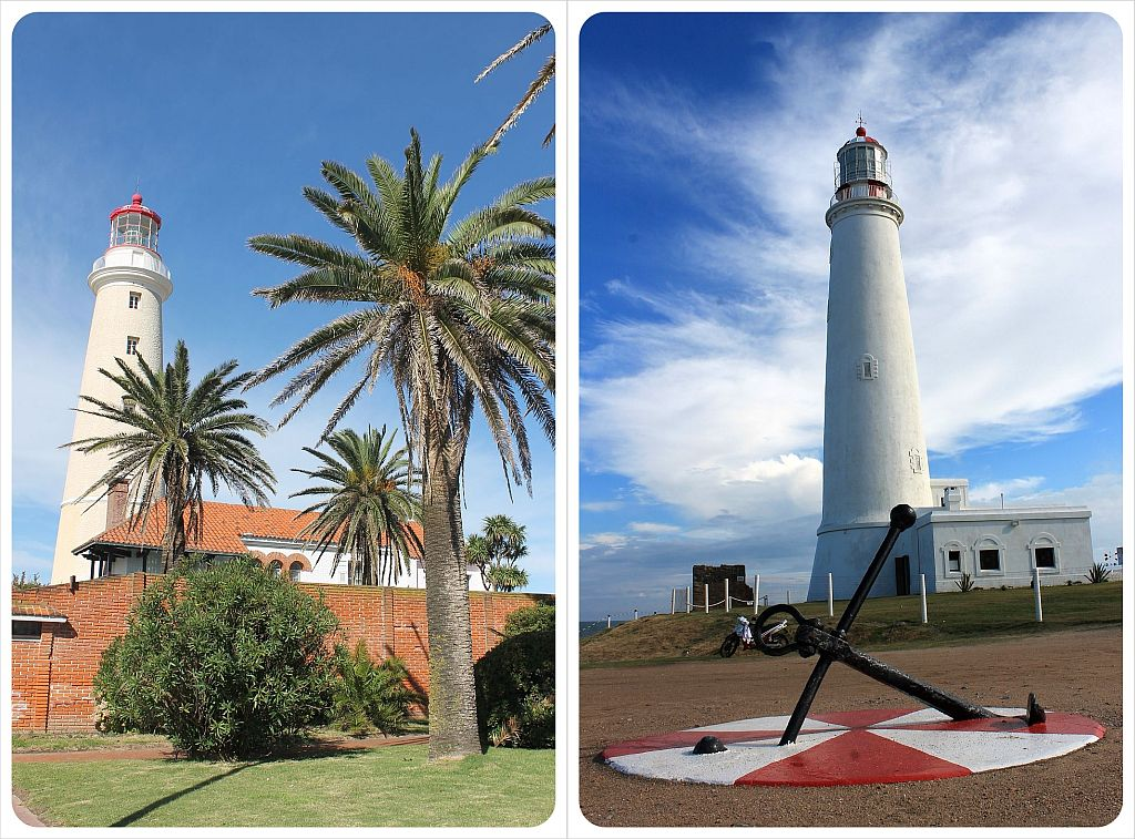 Lighthouses Uruguay