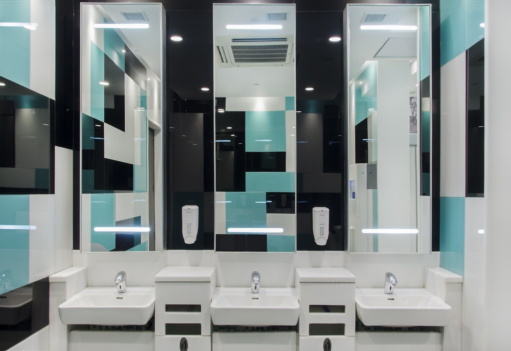 Flickr photos tagged interiordesignglass picssr - Washroom designs ...