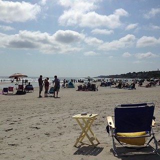 Beach day! #Ogunquit #vacation #iloveithere