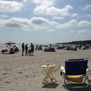 Beach day! #Ogunquit #vacation #iloveithere