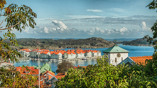 Marstrand by photographer Hans Wessberg