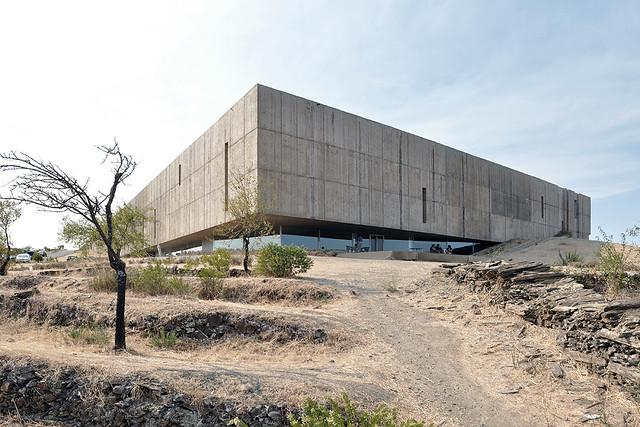Museu do Côa. Camilo Rebelo + Tiago Pimentel
